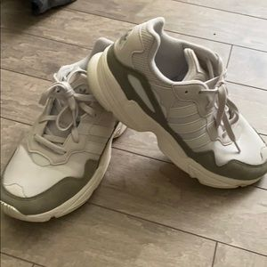 Adidas Yung 96 - Raw White